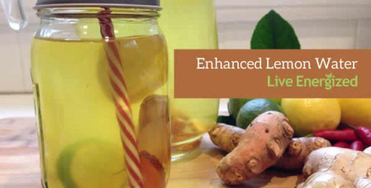 Alkaline Lemon Water 2.0