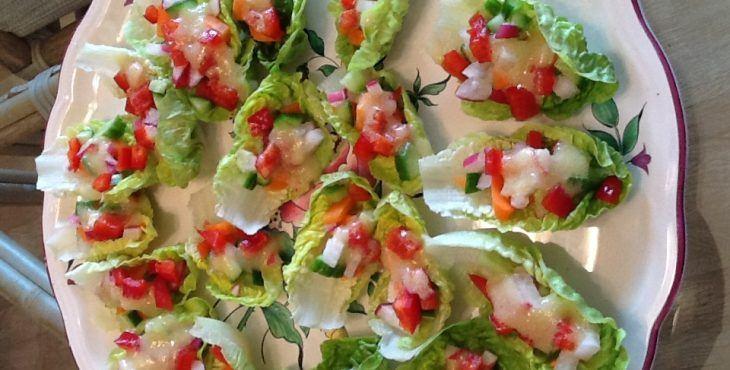 Alkaline Recipe Salad