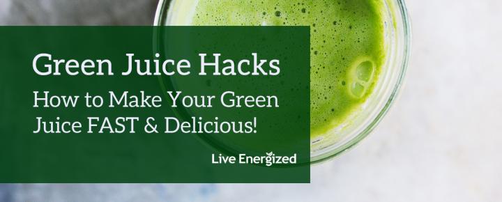 Green Drink Hacks Guide