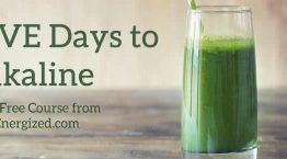 Five Days to Alkaline: Day One
