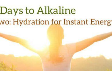 5 Days to Alkaline Day 2
