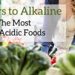 Five Days to Alkaline: Day Four - Alkaline Foods