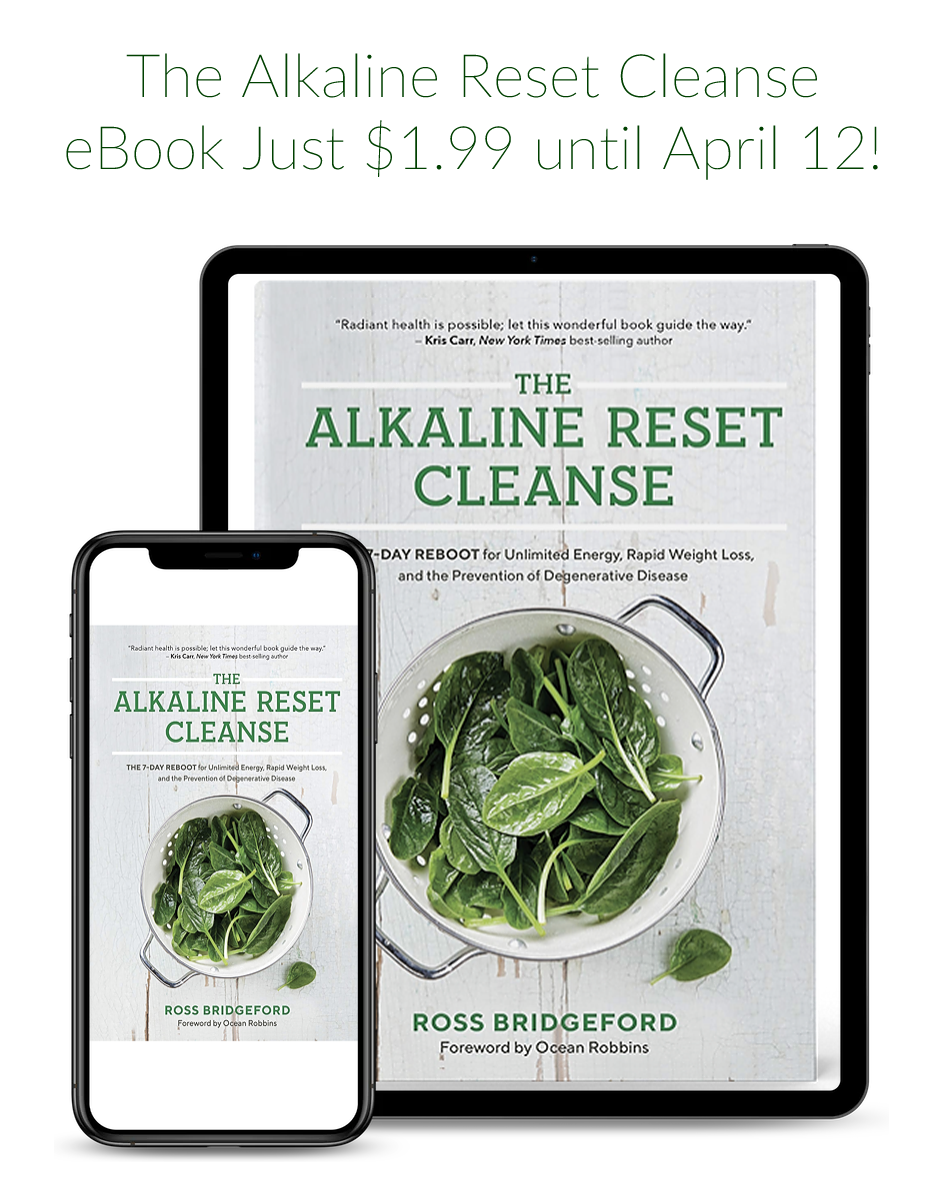 Alkaline Reset Cleanse $1.99