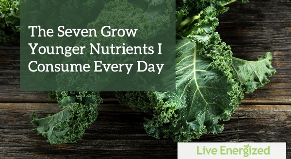 grow younger nutrients