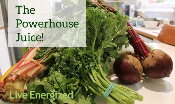 Alkaline Recipe: Powerhouse Juice