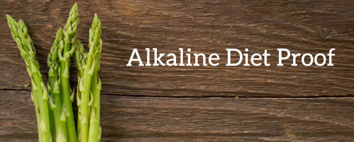 Alkaline Diet Proof