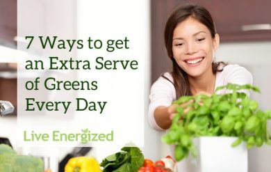How to Get Extra Greens