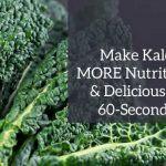 Make Kale More Delicious