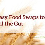 food swaps to heal the gut