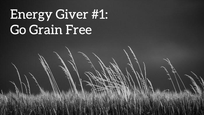 grain free for fatigue