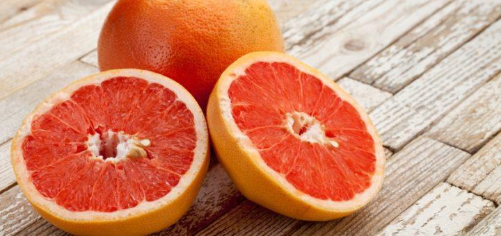 grapefruit for liver health