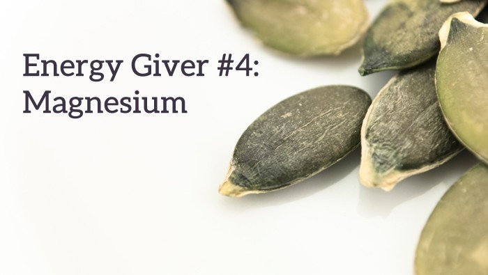 magnesium for energy