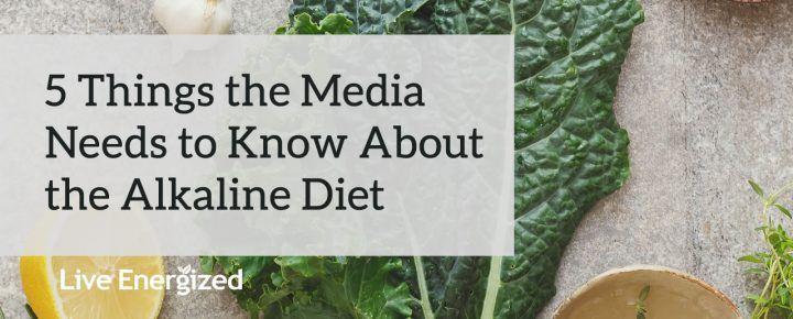 media alkaline diet