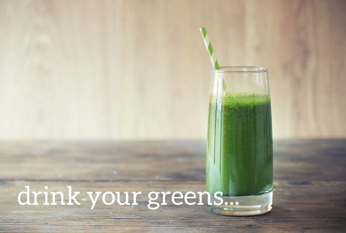Green Drink for Liver Health