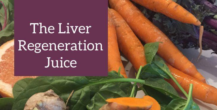 Liver Regeneration Juice