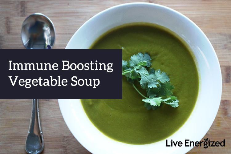 Immune Boosting Vegetables