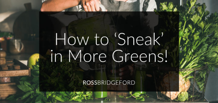 Get more Greens