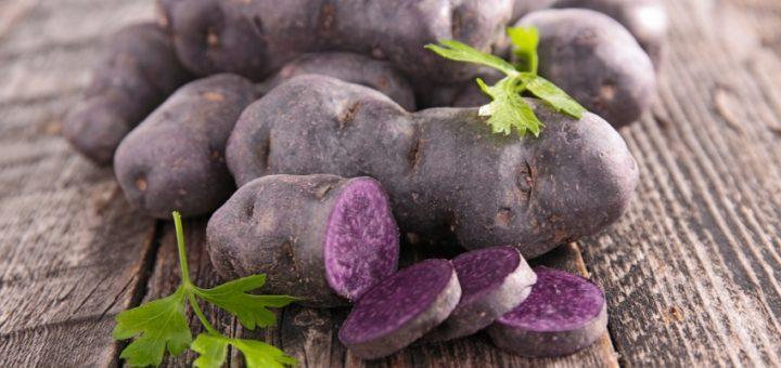 purple potato image