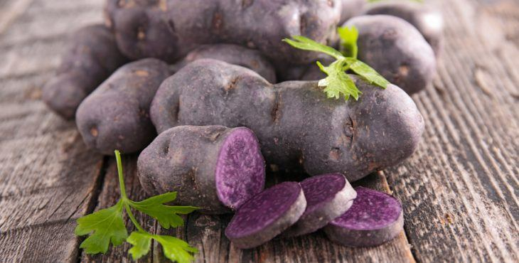 purple potato image