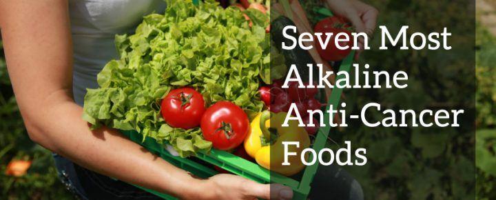 alkaline anti-cancer foods header