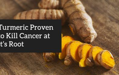 turmeric cancer image