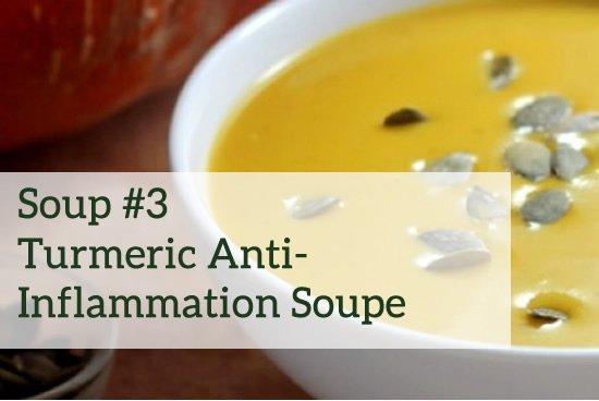 anti inflammation soup