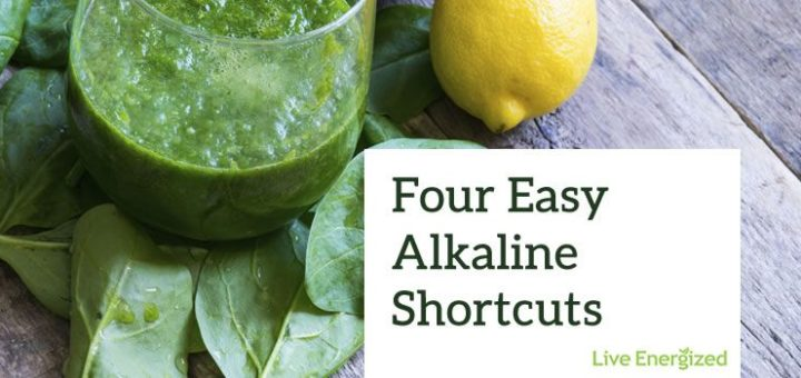 Easy Ways to Make Alkaline Meals