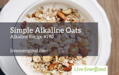 alkaline oats image