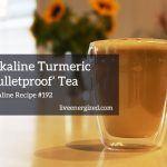 alkaline turmeric tea image