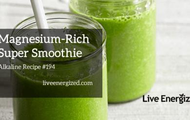 magnesium smoothie image