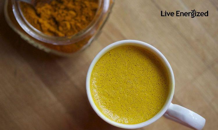 ways to eat turmeric - tea