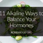 hormone balance steps