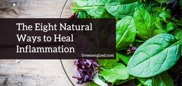 how to heal inflammation