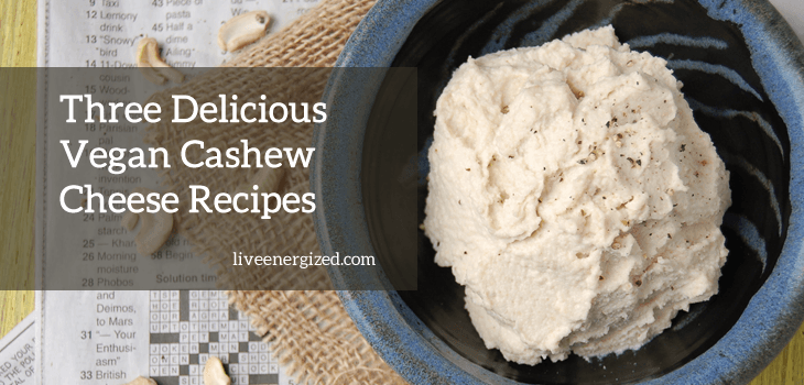 cashew cheese recipes