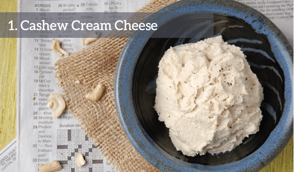 cashew cream cheese recipe