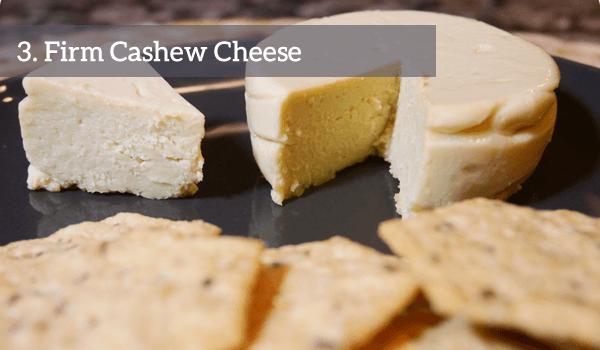 firm cashew cheese recipe