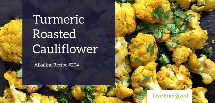 Turmeric & Cauliflower Roasted Main Image