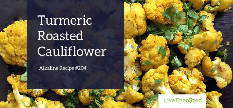 Turmeric & Cauliflower Roasted Main Image