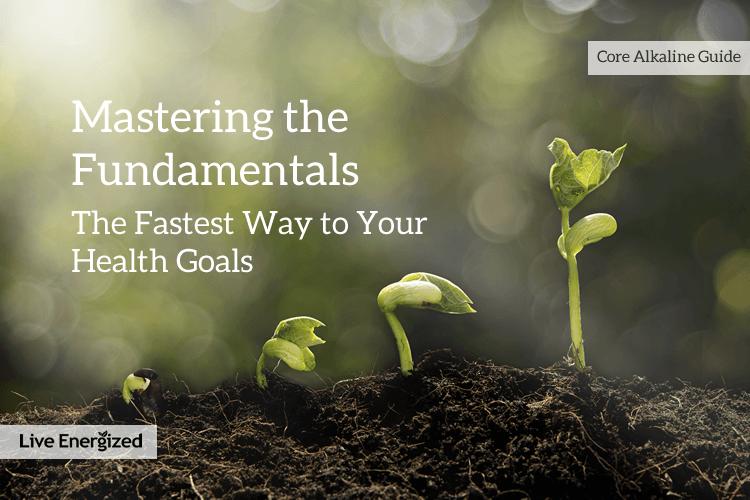 three fundamentals of health