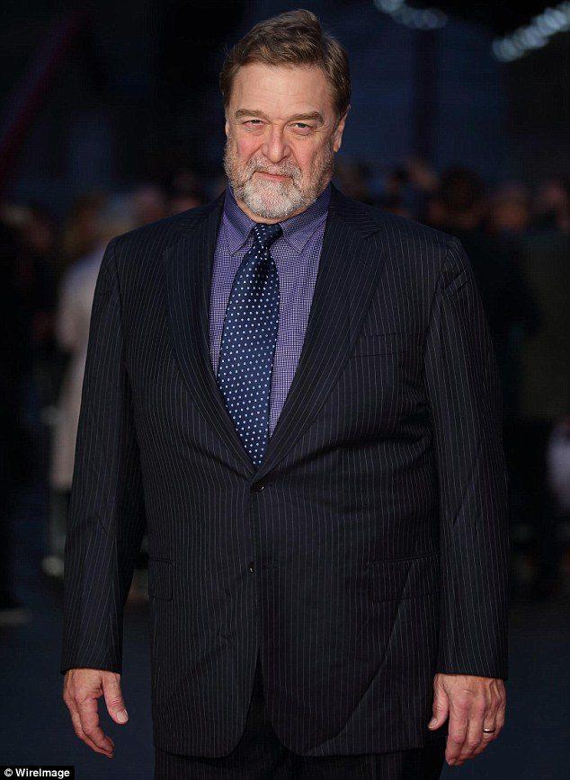 John Goodman Suit