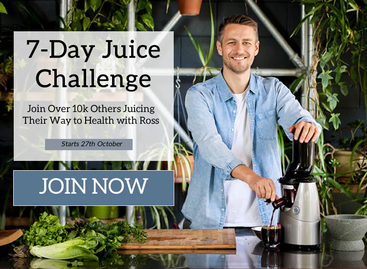 Sign Up for the 7-Day Juice Challenge Here