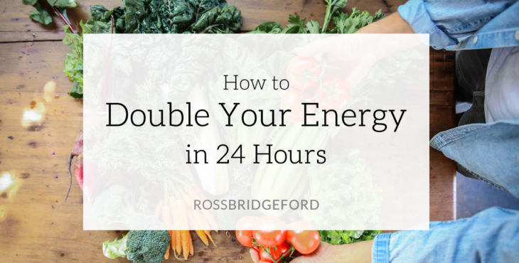 Fix Energy & Fatigue