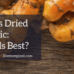 fresh vs dried turmeric - what's the difference