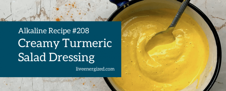 turmeric salad dressing