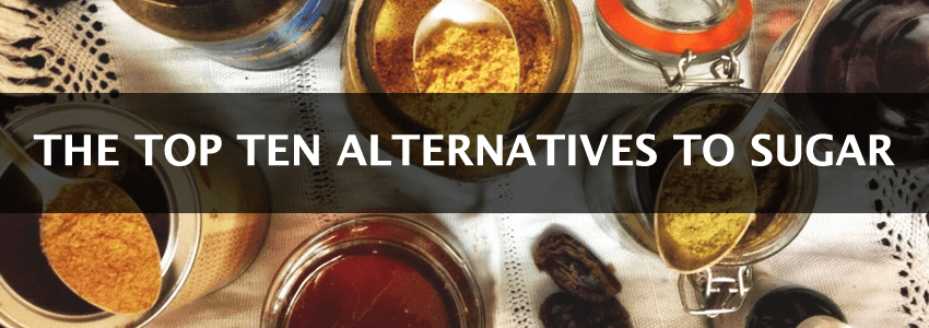 , Complete Guide to Sugars, Sweeteners & Healthy Alternatives
