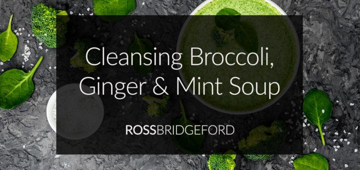 broccoli healthy vegetarian recipe vegan