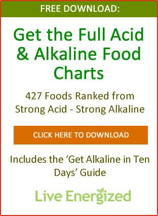 Alkaline Food Questions Answered: Why Are Alkaline Food Lists So