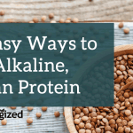 sources of alkaline protein