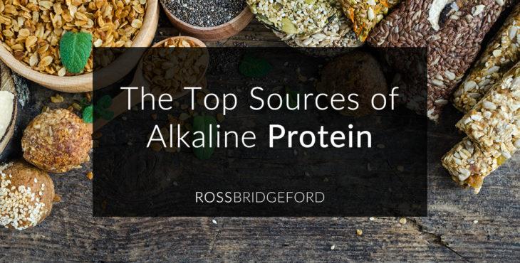 Alkaline Protein Sources