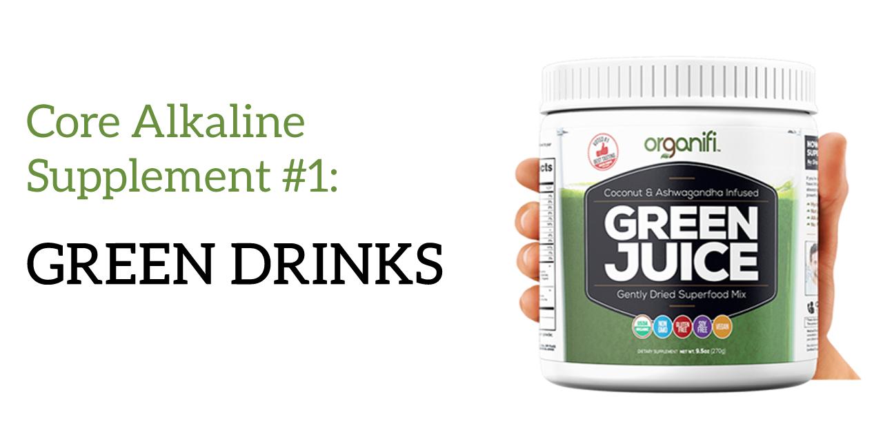 green drink supplement